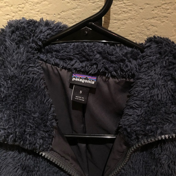 Patagonia Sweater Fleece Vest